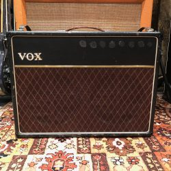 Vintage 1963 Vox AC30 2x12 Blues JMI Copper Top Amplifier