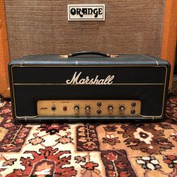 Vintage 1973 Marshall Lead & Bass 20w Valve Amplifier