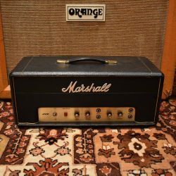 Vintage 1969 Marshall JMP PA20 20w Valve Guitar Amplifier Head