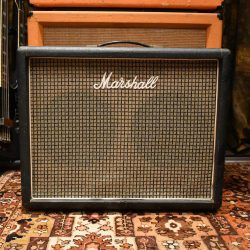 Vintage 1973 Marshall 2045 2x12 Celestion Greenback T1969 Cabinet