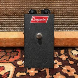 Vintage 1960s Shin Ei Companion FY2 Fuzz Box Effects Pedal