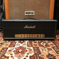 Vintage 1970 Marshall Super Bass 100w JMP Valve Amplifier Head