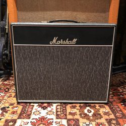Vintage 1968 Marshall Popular 1930 Pinstripe 2x10 Amplifier Combo