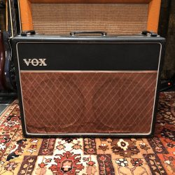 Vintage 1964 Vox AC30 Treble Copper Woden Valve Amplifier Combo