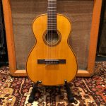 Vintage 1960s Giannini GN50 Brazilian Rosewood Mahogany Brazil Classical Guitar