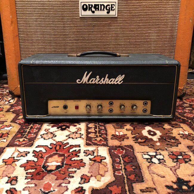 Vintage 1973 Marshall JMP Lead Bass 20w Valve Amplifier Head
