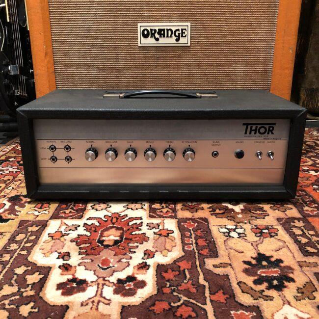 Vintage 1970s Thor Terry Marshall 100w JTM45 Valve Guitar Amp