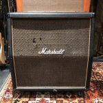 Vintage 1975 Marshall Checkerboard 4x12 1960 Cabinet Celestion G12M