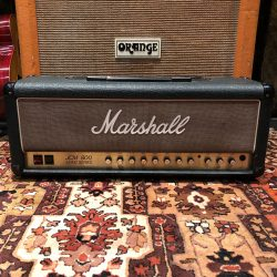 Vintage 1985 Marshall JCM800 Lead 2210 100w Reverb Amplifier