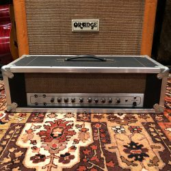 Vintage 1970s Vampower MK1 MK1A 100w Early Valve Amplifier Head