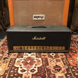 Vintage 1970 Marshall Major JMP 200 PA Model 1966 Amplifier