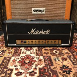 Vintage 1977 Marshall Artiste JMP 100w Model 2068 Valve Amplifier