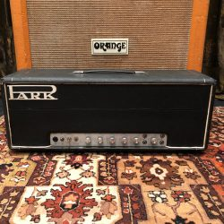 Vintage Rare Park Valve Amplifiers For Sale - The Music Locker