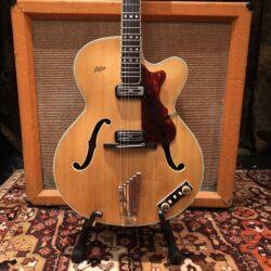 Hedendaags Vintage Rare Hofner Guitars For Sale - The Music Locker BP-84